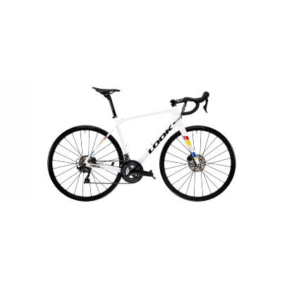 Vélo Look 765 Optimum Disc Proteam White Glossy