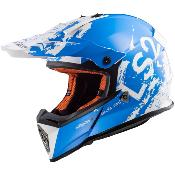 Casque Cross LS2 Spot FAST MX437