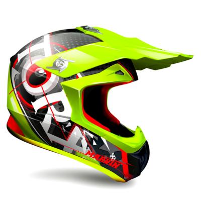 Casque cross Marvin Torx