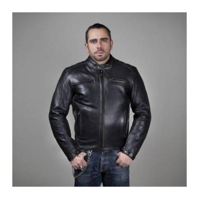 Blouson Cuir Homme Helstons William