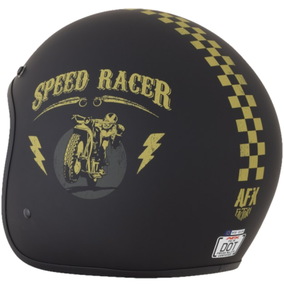 Casques nfx76 Speed Racer