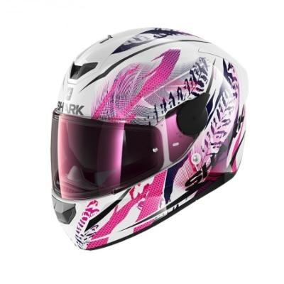Casque Shark Shigan Rose